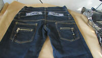 JEANS DONNA ANGEL DEVIL MADE IN ITALY ORIGINALE TG.36