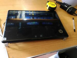 """HP G61 lid with 15.2"""" screen, black lid  (512)"""