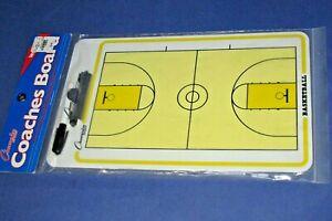 Champion Sports 10x16 Basketball Coaches Dry Erase Diagram Board NEW/SEALED