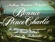 BONNIE PRINCE CHARLIE 1948 David Niven, Margaret Leighton