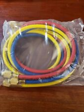 "Cooltech Charging Hose Of 60"" For R-12,R-22,R-502, 3 Pieces Ct-536 Sealed New"