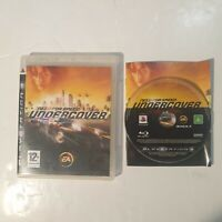 Need for Speed: Undercover Sony PlayStation 3 PS3 with manual and free uk post