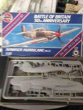 BEAU KIT HAWKER HURRICANE MK 2c RAF ESCADRILLE POLONAISE SERIE SPÉCIALE 50 ANS