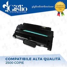 TONER SAMSUNG MLT D1052L 105L 1053L SF650 650P ML1910 SCX4623F ML2580N NERO CMP