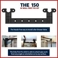 The 150 | In Wall First Fix Kit | Shower Bar Mixer Valve First Fix Fittings Kit