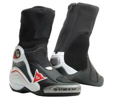 Dainese Axial D1 Boots Black White Red - Many Sizes - Fast & FREE Shipping!