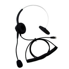 K178 Headset for Ericsson Dialogue 4147 4186 MD110 & ESI-48 IP ESI-48 Digital