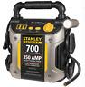 Battery Jump Starter Air Compressor Peak Portable Car Charger Booster 700-1200 A