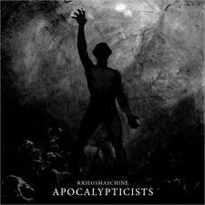 Kriegsmaschine - Apocalypticists DLP (Uada, Groza, Mgla)