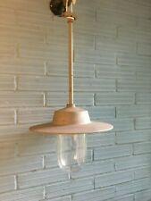 Vintage Industrial Lamp Ceiling Hanging Light Large Factory Pendant Warehouse