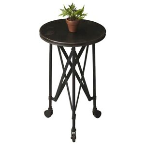 Butler Costigan Industrial Chic Accent Table, Metalworks - 1168025