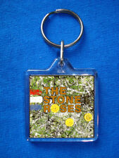 The Stone Roses - Stone Roses Keyring Ian Brown Oasis Happy Mondays Manchester