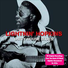 LIGHTNIN' HOPKINS  *  50 Greatest Hits  *  NEW  2-CD SET * All Original Songs