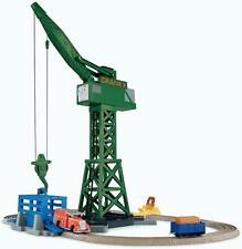 Thomas and Friends - Cranky and Flynn Save the Day Set - REMOTE CONTROL!!