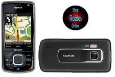 Nokia 6210 Navigator Black (Ohne Simlock) Smartphone UMTS GPS MP3 Neuwertig OVP