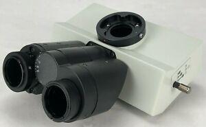 Olympus U-TR30-2 Trinocular Microscope Head with Camera Port 103% Return