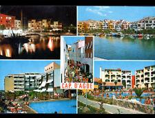 CAP D'AGDE (34) PISCINES animées aux HOTELS en 1978