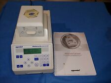Eppendorf Mastercycler Personal PCR Thermal Cycler Model 5332 16 Well & Manual