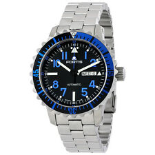 Fortis Marinemaster Blue Automatic Mens Watch 670.15.45 M