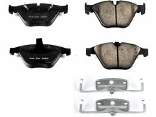 For 2006-2007 BMW 530xi Disc Brake Pad and Hardware Kit Front Power Stop 85132GY