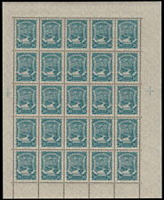 ✔️ COLOMBIA SCADTA 1923 - AIRPLANE - FULL SHEET - SC. C42 ** MNH [SCDT33]