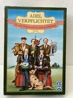 Adel verpflichtet von FX Schmidt Brettspiel Spiel des Jahres 1990