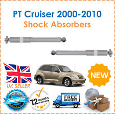 For Chrysler PT Cruiser 2000-2010 Two Rear Gas Shock Absorbers Set Pair New