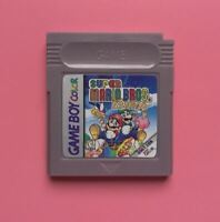 Super Mario Bros. Deluxe Collection Nintendo Gameboy GBC a F01
