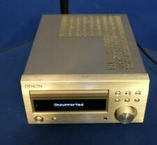 DENON RCD-M41DAB Micro FM Récepteur-Argent Pièces de Rechange/Réparations (TA1) ...