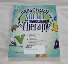 Pro-Ed 31673 - Preschool Social Language Therapy Educational Tina K Veal