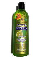 Shampoo Bergamot Hair Loss Treatment, Shampoo de Bergamota Raramuri 100% Natural