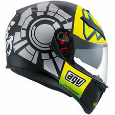 Not Rated Motorcycle AGV Vehicle Helmets