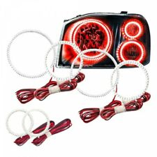 For Nissan Frontier 2001-2004  LED Halo Kit - Triple Oracle