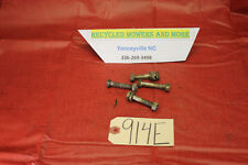 "Snapper Rear Engine 28"" Cut Mower Briggs Engine Mount Bolt Screw Set"