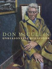 Don McCullin - Unreasonable Behaviour: The Updated Autobiography' (Hardback)