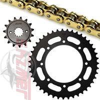 SunStar 520 RTG1 O-Ring Chain 16-43 T Sprocket Kit 43-2277 For Kawasaki KLR650
