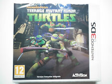 Teenage Mutant Ninja Turtles Jeu Vidéo Nintendo 3DS
