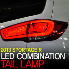LED Tail Lights Tail Rear Lamps Genuine For KIA Sportage R 2013~2015