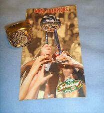 2004 Seattle Storm WNBA Championship Ring - '05 Game Promo Replica - Sue Bird !!