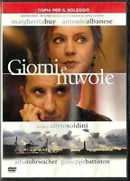 GIORNI E NUVOLE (2007) un film di Silvio Soldini DVD EX NOLEGGIO - WARNER