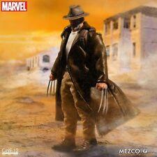 "Mezco Toyz One12 Collective Marvel Comics Old Man Logan 1/12 6"" Figure In Stock"