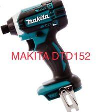 Controlador de Impacto Makita DTD152Z 18 V LXT (solo cuerpo/unidad desnudo)