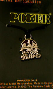 Poker Rox Soulfly Pendant RARE!!  PP365