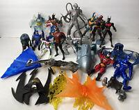 22 Pieces Assorted Toy Figures Super Heroes Marvel Action Figures & Accessories