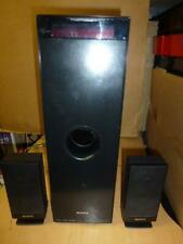 Sony HT-FS1 HDMI 2.1 Powered Home Cinema System-Sub,2 Speakers,Remote-Boxed