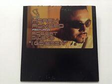 "Harry Romero featuring Robert Owens - I Go Back 12"" Vinyl on Subliminal"