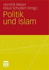 Politik und Islam by Klaus Schubert and Hendrik Meyer (2011, Paperback)