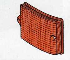Plastica fanalino posteriore sx arancio Fiat 127 1° serie