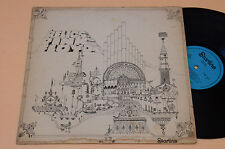 PINK FLOYD LP RELICS UK STARLINE LABEL TEXTURED COVER DISCO EX