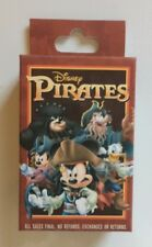 DISNEY PIRATES MYSTERY COLLECTION PIN BOX (2 PINS IN BOX)